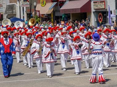 BHS Clown Band