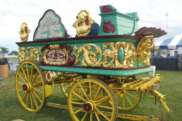 Royal Hanneford Carriage/Bandwagon